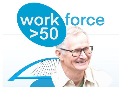 Over 50 workforce report